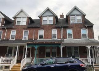 Pre Foreclosure in Allentown 18102 N LUMBER ST - Property ID: 1529986553