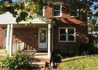 Pre Foreclosure in Allentown 18103 W BROOKDALE ST - Property ID: 1529989622