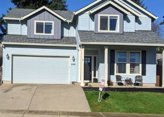 Pre Foreclosure in Willamina 97396 NW PACIFIC HILLS DR - Property ID: 1530148147