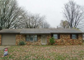 Pre Foreclosure in Anderson 46017 EVELYN LN - Property ID: 1530519118