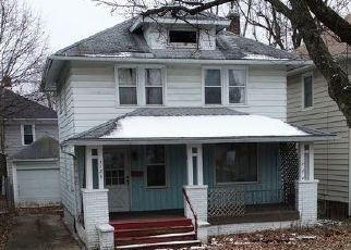 Pre Foreclosure in Fort Wayne 46807 WEBSTER ST - Property ID: 1530531383