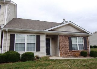 Pre Foreclosure in Greensboro 27409 BATTERY DR - Property ID: 1530738552