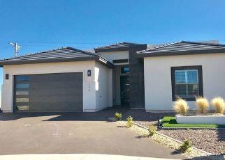 Pre Foreclosure in Santa Teresa 88008 TUSCAN RIDGE CIR - Property ID: 1531011400