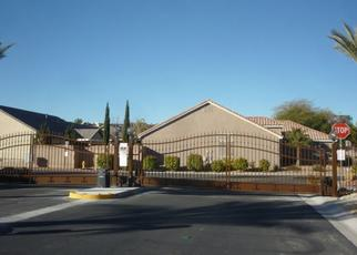 Pre Foreclosure in Las Vegas 89148 WALBROOK LN - Property ID: 1531210695