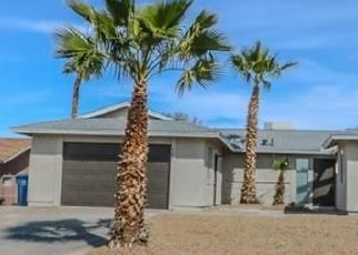 Pre Foreclosure in Henderson 89015 BOTTLE BRUSH WAY - Property ID: 1531232585