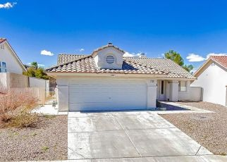 Pre Foreclosure in Henderson 89002 CHANNEL DR - Property ID: 1531277250