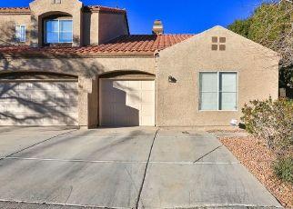 Pre Foreclosure in Henderson 89014 EMPIRE MINE DR - Property ID: 1531301345
