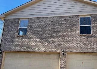 Pre Foreclosure in Mooresville 46158 E RINKER RD - Property ID: 1532894254