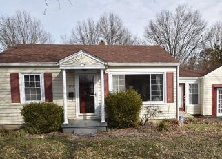 Pre Foreclosure in New Albany 47150 N AUDUBON DR - Property ID: 1532915274