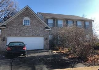Pre Foreclosure in Oswego 60543 N SPARKLE CT - Property ID: 1532989741