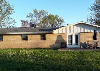 Pre Foreclosure in Anderson 46012 TANGLEWOOD DR - Property ID: 1533546398