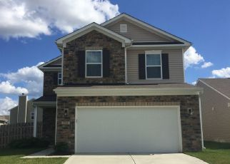 Pre Foreclosure in Whitestown 46075 WEEPING WILLOW PL - Property ID: 1533555153