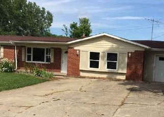 Pre Foreclosure in Markleville 46056 COTTAGE AVE - Property ID: 1533557797