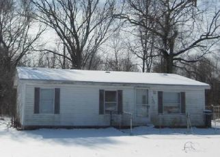 Pre Foreclosure in North Judson 46366 W ELCONA DR - Property ID: 1533575756