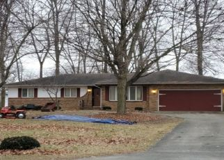 Pre Foreclosure in Warsaw 46580 S FERGUSON RD - Property ID: 1533582764