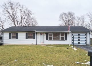 Pre Foreclosure in Valparaiso 46385 EAGLE CREEK RD - Property ID: 1533615161