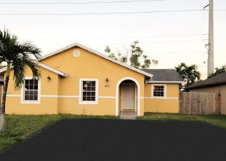 Pre Foreclosure in Homestead 33032 SW 127TH CT - Property ID: 1533888456