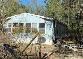 Pre Foreclosure in Brooksville 34614 SNOWBIRD AVE - Property ID: 1533909482