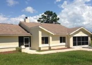 Pre Foreclosure in Brooksville 34613 ALLEN DR - Property ID: 1533918238