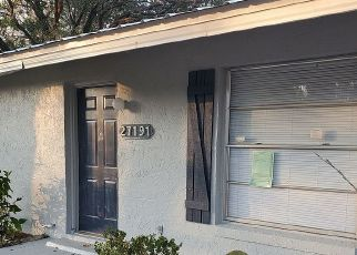 Pre Foreclosure in Brooksville 34602 WAKEFIELD DR - Property ID: 1533922626