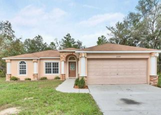 Pre Foreclosure in Brooksville 34614 PAPERCRAFT AVE - Property ID: 1533927439