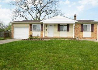 Pre Foreclosure in Cincinnati 45231 RICHFORD DR - Property ID: 1533987890