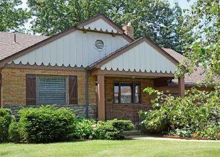 Pre Foreclosure in Cincinnati 45224 CORCORAN PL - Property ID: 1534023354