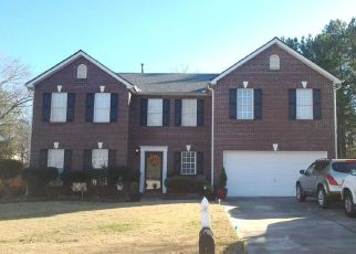 Pre Foreclosure in Snellville 30039 FRYEBURG PL - Property ID: 1534048762