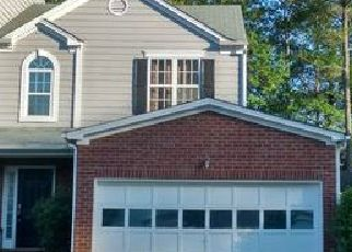 Pre Foreclosure in Lawrenceville 30044 MERLOT PASS - Property ID: 1534051836