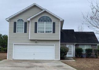 Pre Foreclosure in Hiram 30141 BLUFF CT - Property ID: 1534092108