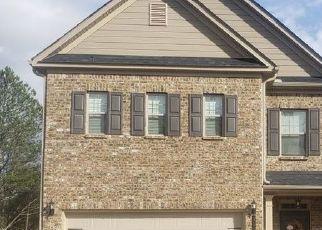 Pre Foreclosure in Covington 30016 BRICKSTONE PKWY - Property ID: 1534099121