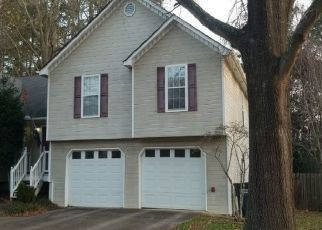 Pre Foreclosure in Austell 30106 TRESTLE DR - Property ID: 1534170964