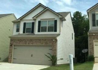Pre Foreclosure in Union City 30291 UNION POINTE PL - Property ID: 1534212565