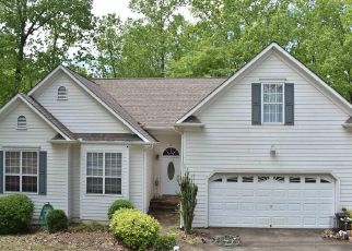 Pre Foreclosure in Cartersville 30121 TOWER RIDGE RD NW - Property ID: 1534267305