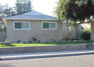 Pre Foreclosure in Clovis 93611 BEVERLY CIR - Property ID: 1534306284