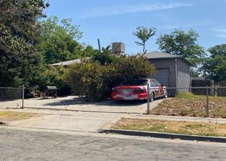 Pre Foreclosure in Fresno 93706 S POPPY AVE - Property ID: 1534307605
