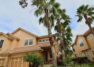 Pre Foreclosure in Tampa 33626 MIRABELLE VISTA CIR - Property ID: 1534403520
