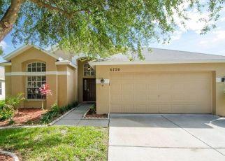 Pre Foreclosure in Apollo Beach 33572 MONARCH PARK DR - Property ID: 1534422798