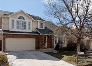 Pre Foreclosure in Littleton 80130 PRINCETON CIR - Property ID: 1534744257