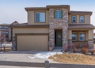 Pre Foreclosure in Littleton 80126 MEADOWLEAF WAY - Property ID: 1534748197