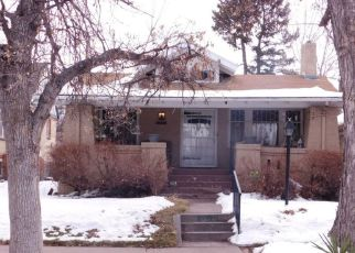 Pre Foreclosure in Denver 80220 CHERRY ST - Property ID: 1534767476