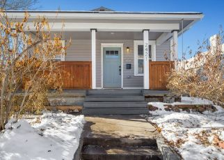 Pre Foreclosure in Denver 80223 S BANNOCK ST - Property ID: 1534773159