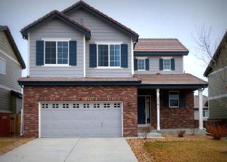 Pre Foreclosure in Aurora 80016 E EUCLID PL - Property ID: 1535028957