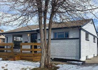 Pre Foreclosure in Denver 80221 WARREN DR - Property ID: 1535042521