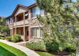 Pre Foreclosure in Aurora 80016 S WENATCHEE WAY - Property ID: 1535047785