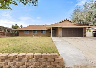 Pre Foreclosure in Highland 92346 EUCALYPTUS DR - Property ID: 1535241361
