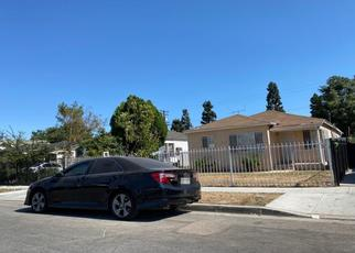 Pre Foreclosure in Los Angeles 90002 E 88TH PL - Property ID: 1535423111