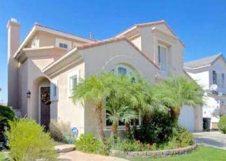 Pre Foreclosure in Orange 92869 S FIRENZA WAY - Property ID: 1535469549