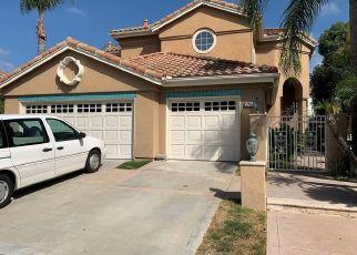 Pre Foreclosure in Mission Viejo 92692 S RIDGE DR - Property ID: 1535556713