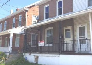 Pre Foreclosure in Kutztown 19530 S MAPLE ST - Property ID: 1535933362